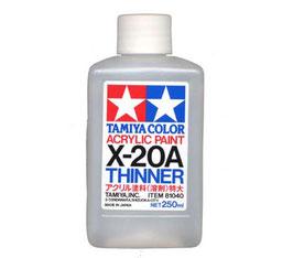 Acrylic Thinner (250ml) COD: 81040