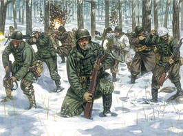 U.S.Infantry (Winter Unif.) COD: 6133