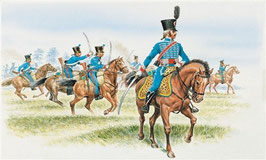 French Hussars  COD: 6008