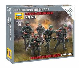 German Panzergrenadiers in Anorak  COD: 6270