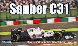 1/20 Sauber C31 (Japan/Spain/German) COD: 09207