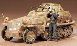 German SdKfz 250/9 Kit COD: 35115