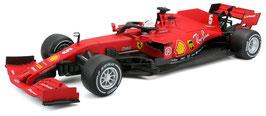 Ferrari F1 SF1000 Mission Winnow Austrian GP 2020 (S. Vettel #5) COD: 16808V