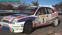 Toyota Corolla WRC 1998 Monte Carlo Rally Winner Limited Edition COD: 20266