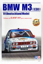 BMW M3 E30 '91 Deutschland Model COD:98196