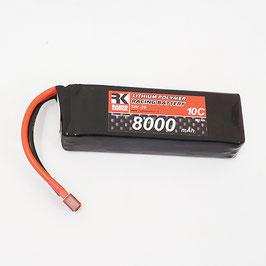 Batteria li-po 7,4v. 8000mah 10c COD: 804212HH