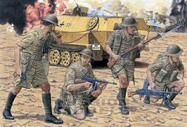 BRITISH 8TH ARMY INFANTRY (EL ALAMEIN 1942) COD: 6390