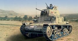 CARRO ARMATO M13/40 COD: 7036