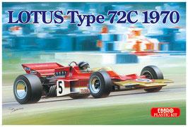 1/20 Lotus Type 72C 1970 COD: EB001