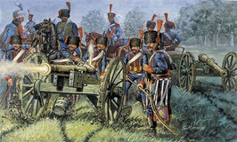 French Artillery COD: 6018