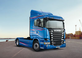 SCANIA R400 STREAMLINE Flat Roof COD: 3947