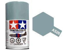 Light Ghost Gray 100ml Aircraft Spray COD: AS26