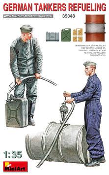 German Tankers Refueling  COD: 35348