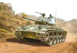 M24 Chaffee Korean War COD: 6587