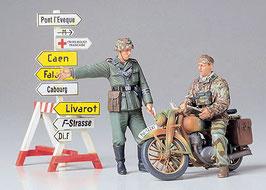 German Motorcycle Orderly Set COD: 35241