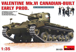 Valentine Mk.VI COD: 35123