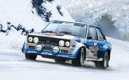 FIAT 131 Abarth Rally COD: 3662