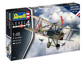 100 Years RAF: British S.E. 5a COD: 03907