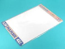 Plastic Plate 0.5mm B4*4  COD: 70123