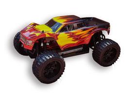 1/10 auto radiocomandata elettrica truck 4wd COD: 1100-04