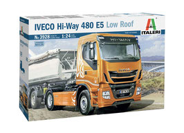 IVECO HI-WAY 480 E5 LOW ROOF COD: 3928