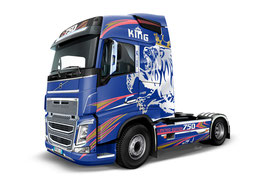 VOLVO FH4 Globetrotter Medium Roof COD: 3942