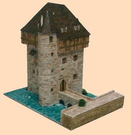 Castello di Crupet - Scala 1:100 COD: 1053