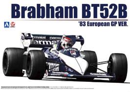 BRABHAM BT52-B F1 Monza 1983 COD: BE20004
