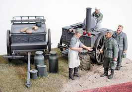 German Field Kitchen Scenery COD: 35247
