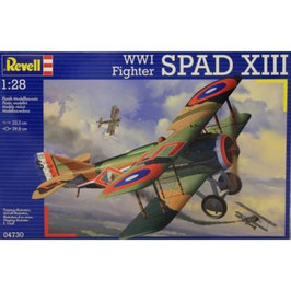 WWI Fighter Spad XIII - 1:28 COD: 04730