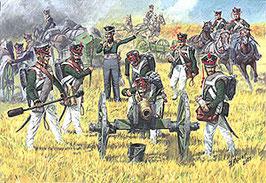 Russian artillery 1812-1814  COD: 8022