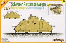 Schwerer Panzerspahwagen COD: 9126