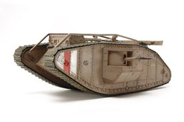 BRITISH TANK Mk.IV MALE WWI COD: 30057