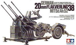 20mm Flakvierling 38 COD: 35091