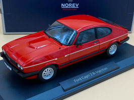 FORD CAPRI 2.8i INJECTION 1983 ROSSO COD: 182708