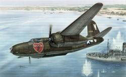 A-20G HAVOC south west pacific Warrior COD: 72539
