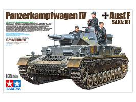 German Tank Panzerkampfwagen IV Ausf.F COD: 35374