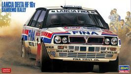 Lancia Delta HF Integrale 16v Sanremo Rally  COD: 20343