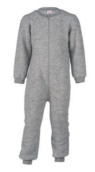 Baby-Overall, mit Reißverschluss