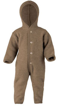 Baby-Overall, mit Kapuze