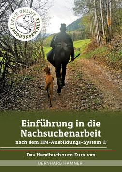 Handbuch: Nachsuchen - Einarbeitung