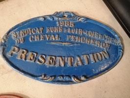 Mooie Franse concours plaquettes, afmetingen 14 x 22 cm, prijs per stuk