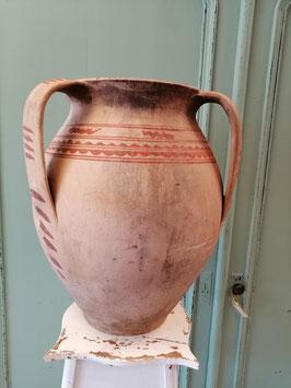 Grote antieke pot nr 6 afmetingen 37,5x 34 cm