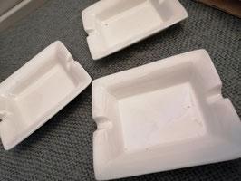 Rosenthal jade as bakjes van porselein, in nog nooit gebruikt, afmetingen 11 x 9 cm, prijs per stuk
