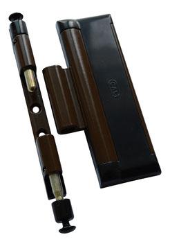 CAL Doublex XL, Farbe braun-schwarz