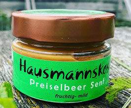 """Hausmannskost """" Preiselbeer Senf """""""