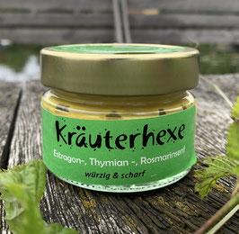 """""""Kräuterhexe""""  unser Kräutersenf"""