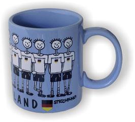 Becher, Strichpunkt-Fußballteam, Deutschland