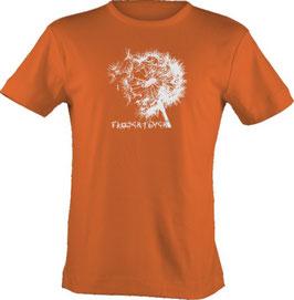 """T-Shirt, """"VERY BIG"""", Froschteich® Pusteblume, Aufdruck vorne"""