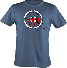 """T-Shirt, """"VERY BIG"""", Froschteich® Target, Aufdruck vorne"""